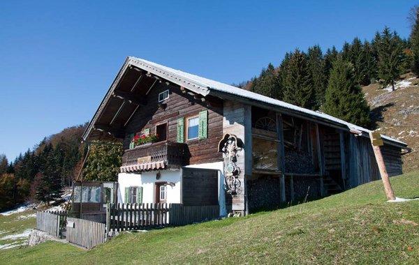 Schöne Almhütten im Ferienland Kufstein