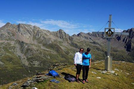 Peistakogel (2644m) von der Schweinfurter Hütte