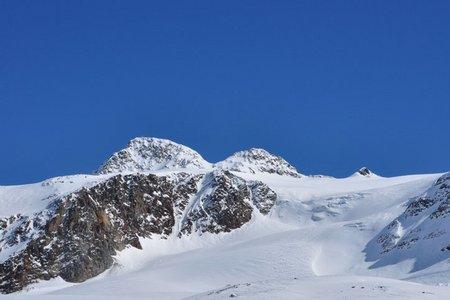 Finailspitze (3514 m) von der Schönen Aussicht