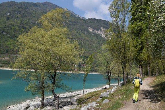 Wanderrouten im Trentino