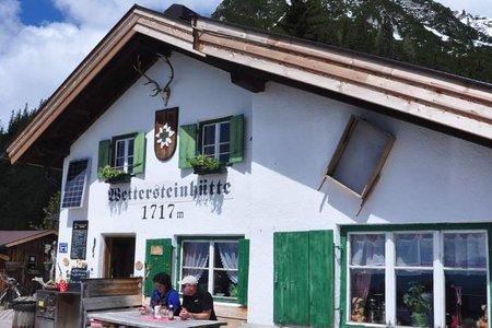 Mittenwald - Leutasch - Wettersteinhütte