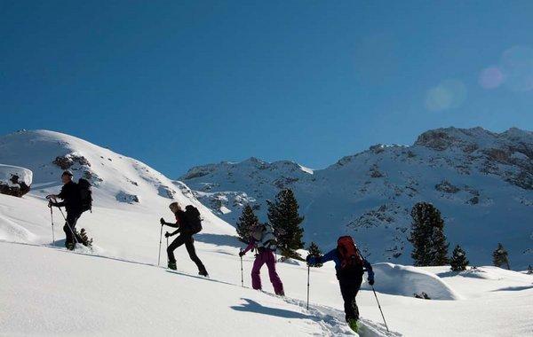 Skitouren in Hall-Wattens Tirol