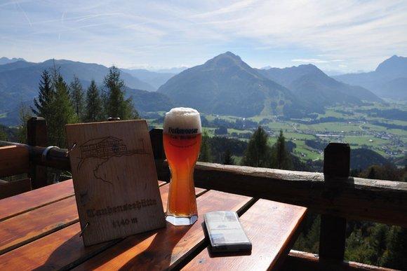Berghütten in Kufstein, Thiersee und im Kaiserwinkl