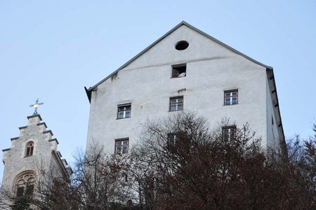 Felsenkloster St. Georgenberg