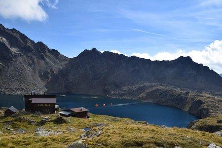 Wangenitzseehütte (2508 m) von Siechenbrunn