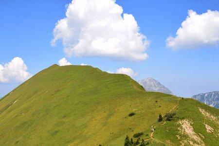 Hönig (2034 m) von Berwang