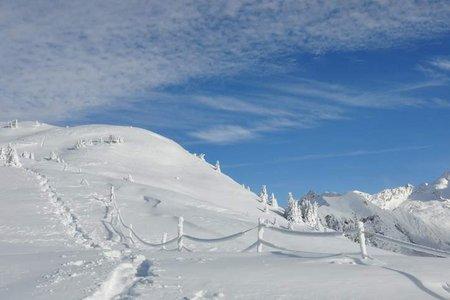 Padauner Kogel (2066 m) von Pardaun