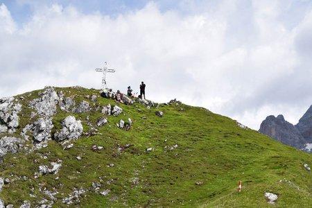 Lauskopf (2130 m) vom Filzensattel