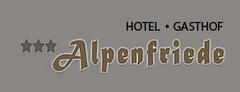 Logo Gasthof Alpenfriede - Langtauferer Tal
