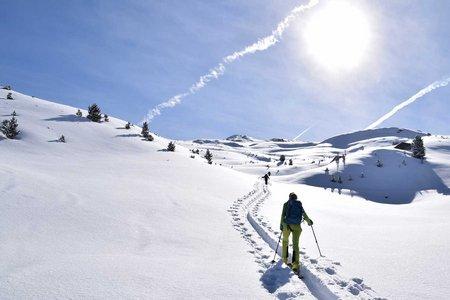 Hoher Kopf (2373 m) von Innerst