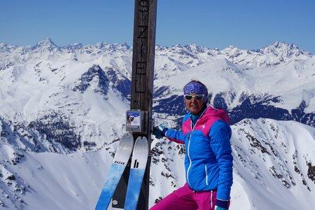 Großer Schafkopf (3000m) vom Gasthof Alpenfriede