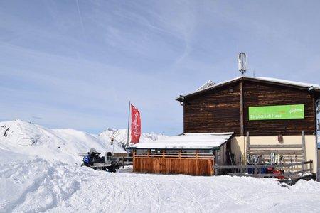 Birgitzköpflhaus (2035 m) vom Parkplatz Birgitzer Alm