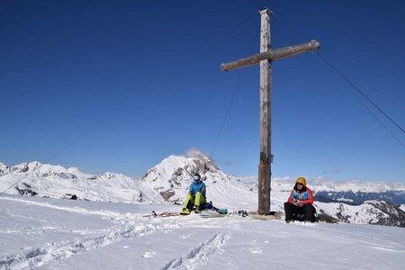 Zwölferkofel (2394 m) von Campill