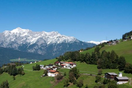 Hängebrückenwanderung - Kolsassberg
