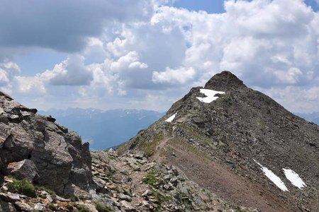 Rotes Kinkele (2763 m) von der Unterstalleralm