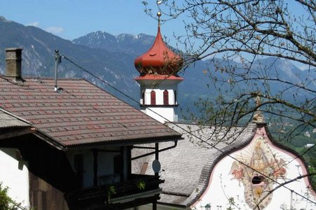 Wallfahrtskirche Maria Brettfall