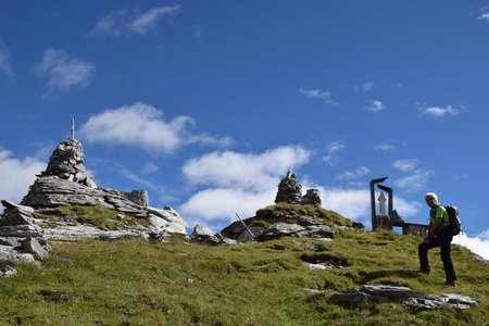 Hohe Kirche (2634 m) von Innervals