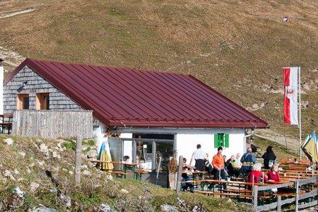 Altkaser Alm (1279 m) vom Erlerberg