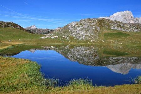 Fosses See Rundwanderung von der Senneshütte
