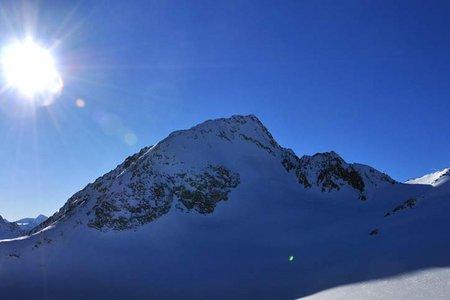 Schrankogel (3497 m) von Gries