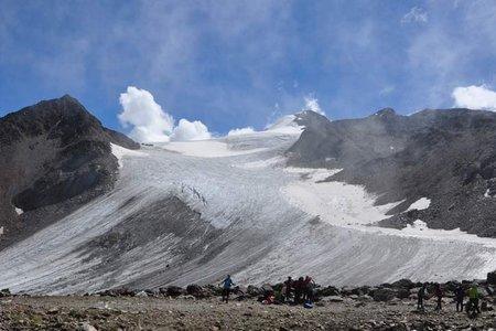 Similaun (3606 m) von Vernagt