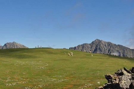 Freihut (2616 m) von Praxmar
