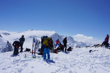 Falbanairspitze (3199m) von Melag