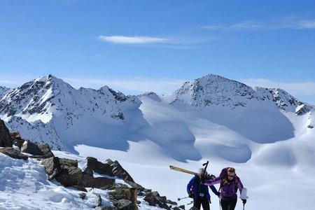 Skidurchquerung Westliche Stubaier Alpen