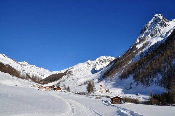 Ahrntal Kasern – Skitouren auf höchstem Niveau