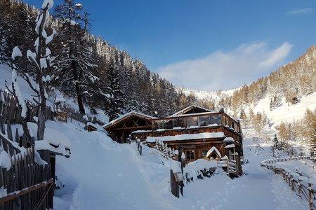Moarhofalm - Winterwanderung vom Parkplatz Gelenke