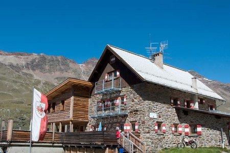 Obergurgl - Langtalereckhütte