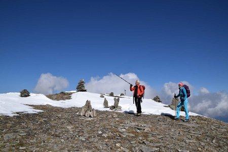 Hoher Zahn (2924 m) von der Tribulaunhütte