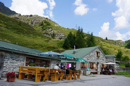 Verbella Alpe von Galtür