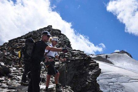 Wilder Freiger (3418 m) über die Sulzenauhütte