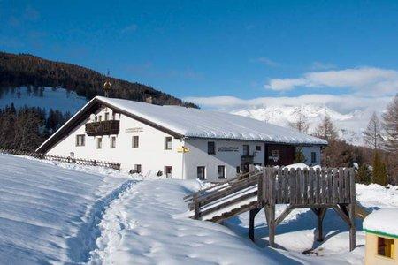 Ausflugsgasthof Stockerhof (1196 m) von Telfes