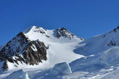 Wildspitze, 3774 m - Skitour vom Mittelbergjoch