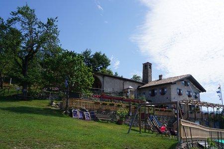 Rifugio San Pietro von Tenno