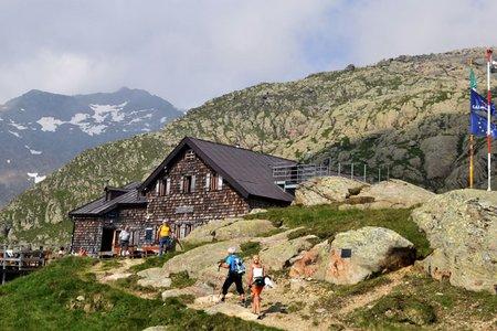 Magdeburger Hütte, 2423 m - Pflerschtal