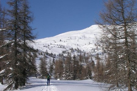 Egger Berg (2280 m) von Vinaders