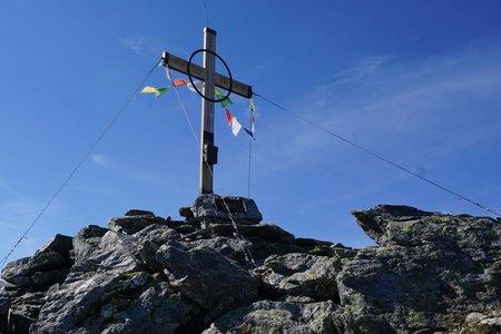 Hirzer (2725m) vom Alpengasthof Hanneburger