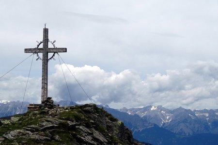 Mölsberg (2479 m) vom Lager Walchen