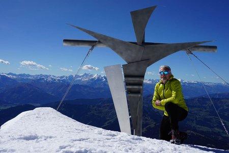 Hochkönig (2941 m) vom Arthurhaus