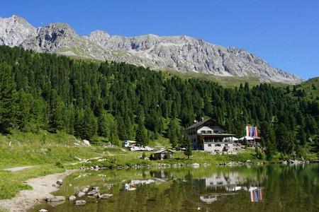 Staller Sattel & Alpengasthaus Obersee von Antholz Niedertal