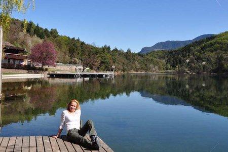 Kalterer See - Frühlingstal - Montiggler See