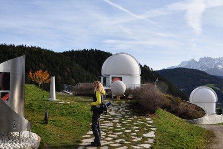 Planetenweg bei Steinegg / Gummer
