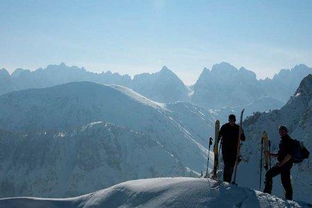 Heuberg (1603 m) von Walchsee