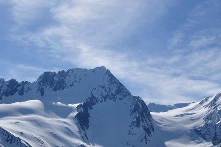 Hochfirst (3403 m) von der Hohen Mut/Gaisbergtal
