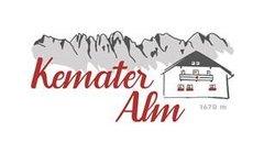 Logo Kemater Alm, 1646 m - Grinzens
