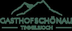 Logo Gasthof Schönau - Timmelsjoch