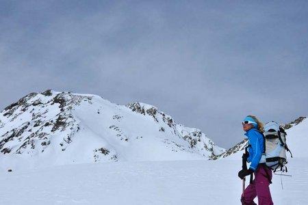Haidenspitze (2975 m) von St. Sigmund